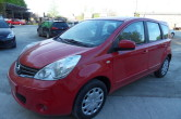 Nissan Note 1,4 – Bj. 2009