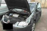 VW Touran 1,9TDI – Bj. 2006