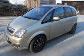 Opel Meriva 1.7 CDTi DPF ´110 Jahre´- Bj: 2009
