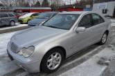 Mercedes-Benz C200 – Bj. 2001  Verkauft