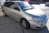 Corolla 1.4 – 81640 km. Verkauft