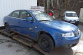 Audi A4 2,0 – Bj. 2001 – Verkauft