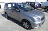 Subaru Justy 1,3 – Bj. 2005  Verkauft