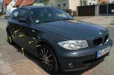 BMW 116 i   Verkauft