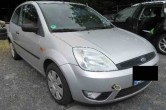 Ford Fiesta  1,4 – Bj. 2004 –