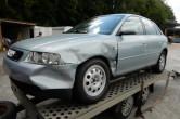 Audi A3 1,8 – Bj- 2002   Verkauft