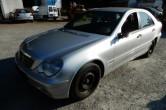 Mercedes C180  2,0 – Bj. 2001 Verkauft