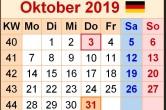 31.10.2019 Swieto w Sachsonii.