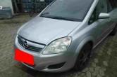 Opel Zafira 1,9 CDTI – Bj. 2008 – verkauft