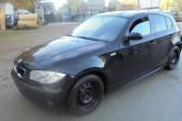 BMW 116i 1,6 – Bj. 2005   Verkauft