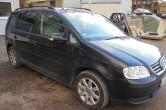 VW Touran 1,9TDI – Bj. 2005  Verkauft