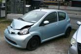 Toyota Aygo 1.0  Verkauft