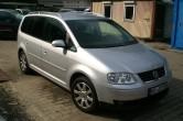 VW Touran 1,9 – Bj. 2003  Verkauft
