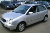 VW Polo 1,4 – Bj. 2005