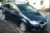 VW Touran 1,9TDI – Bj. 2010 – verkauft