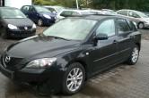 Mazda 3  1.6 – verkauft
