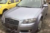 Audi A3 1,9 Diesel – Bj. 2007 – Verkauft