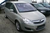 Opel Zafira 1,6 – Bj. 2009  Verkauft