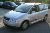 VW Touran 1.9 TDI – Verkauft