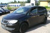 VW Touran 1.6  Bj. 2009 – verkauft