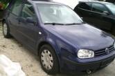 VW Golf IV 1,4 – Bj. 2003. Verkauft